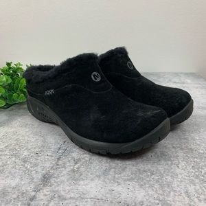Merrell Slip On Shearling Encore Clog 8